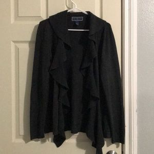 Karen Scott cardigan size L